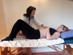 Osteopathy in early pregnancy